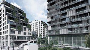 Blok 12 gradnja ekskluzivnog poslovno stambenog objekta